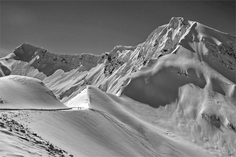 зима горы Горы.photo preview