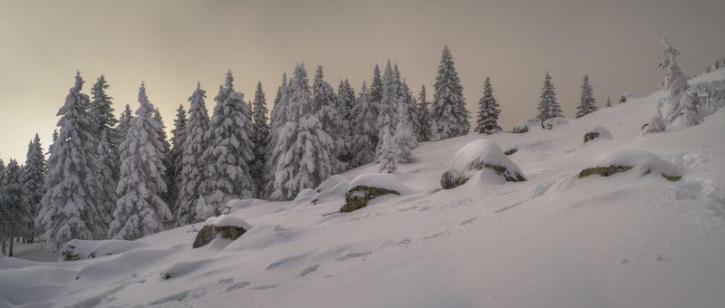 урал, таганай, зима Замелоphoto preview