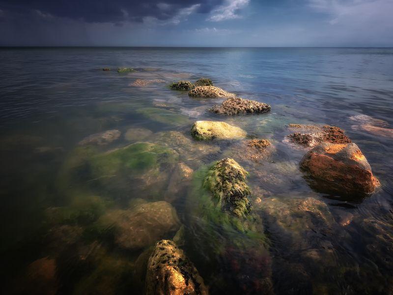 крым, черное море, природа, море, лето Побережьеphoto preview