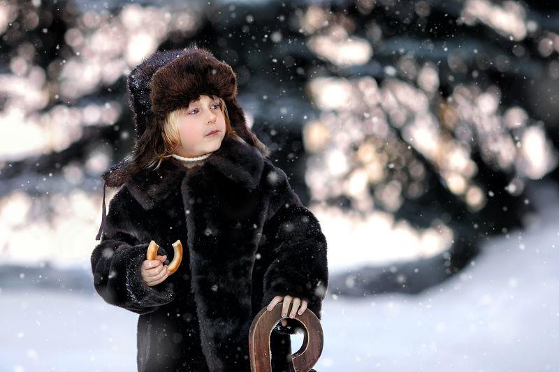 Зимушка зимаphoto preview