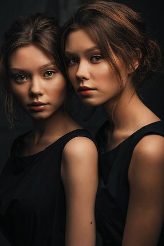 Мила и Оля