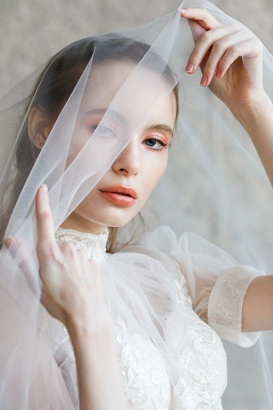 невеста, портрет, макияж, make-up, bride, portrait, beauty, girl Оксанаphoto preview