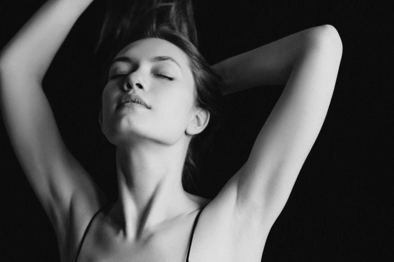 портрет, девушка, чб, черно-белое, глазазеркалодуши Eugeniaphoto preview