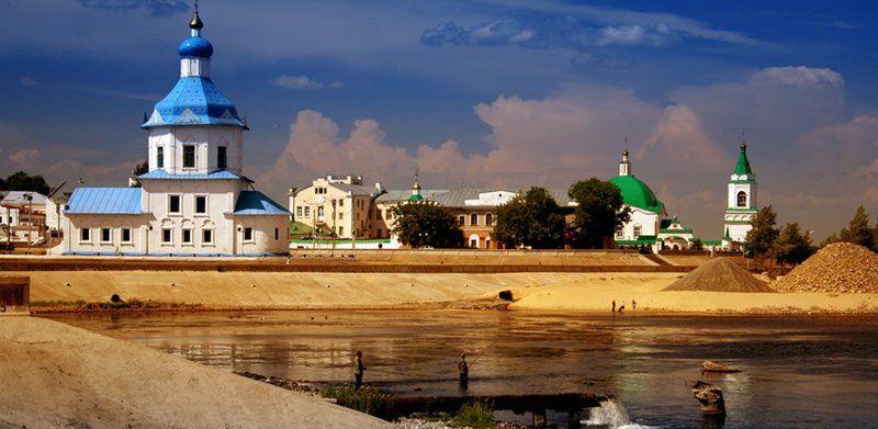 волга, город, залив Там, где осталось детствоphoto preview