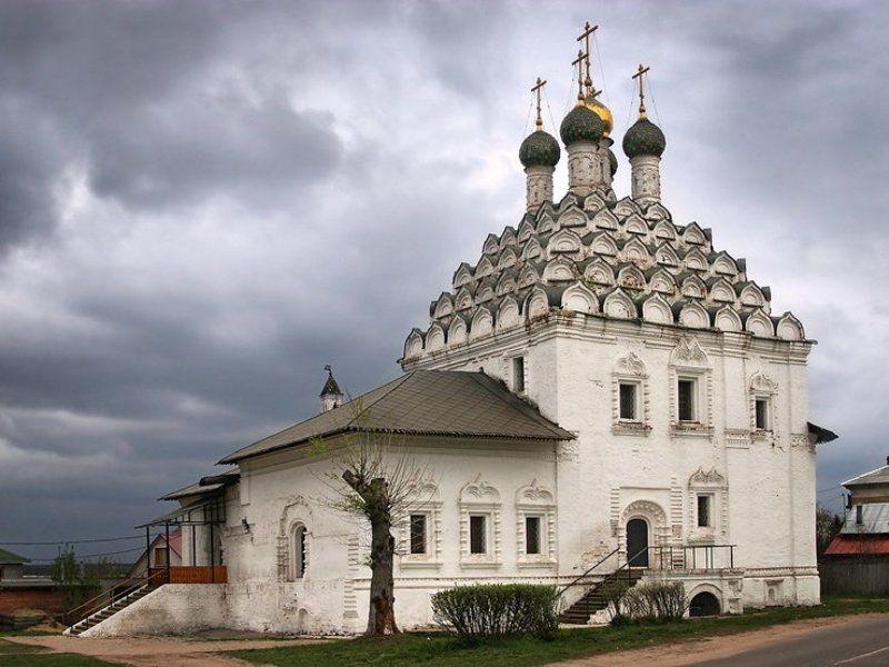 храм, коломна Никольская старообрядческая церковьphoto preview