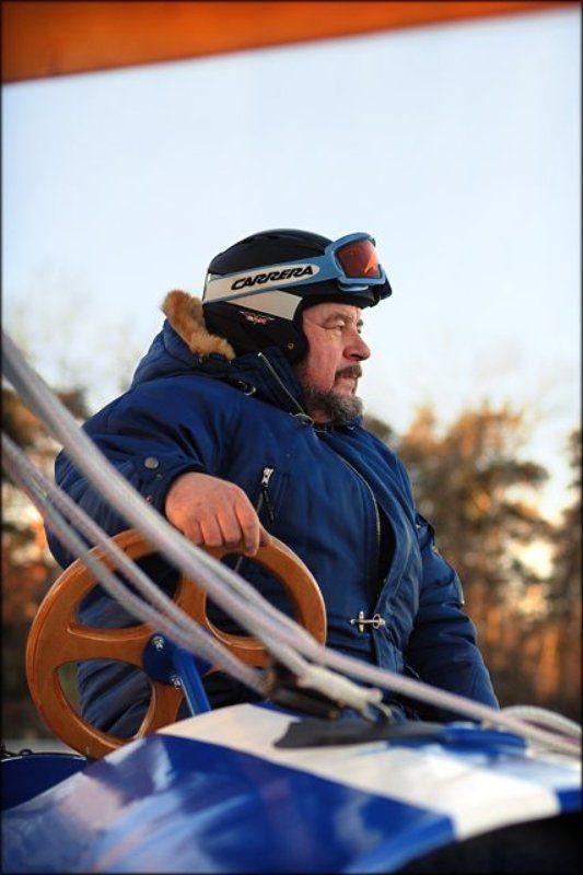 буер, разлив, зима буерический портрет #2photo preview