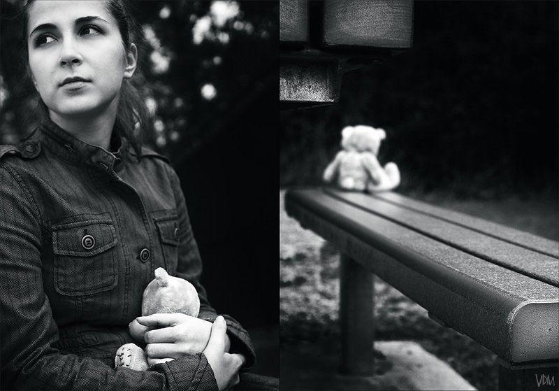 мишка С любимыми не расставайтесь...photo preview