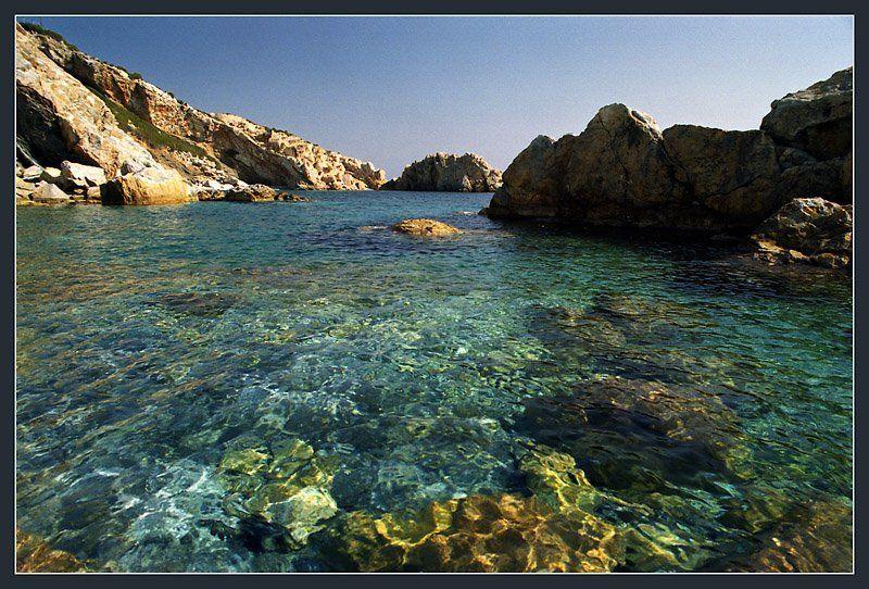 греция, икария, море Цвет моря * 2photo preview
