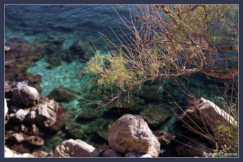 греция, икария, море А внизу - море...photo preview