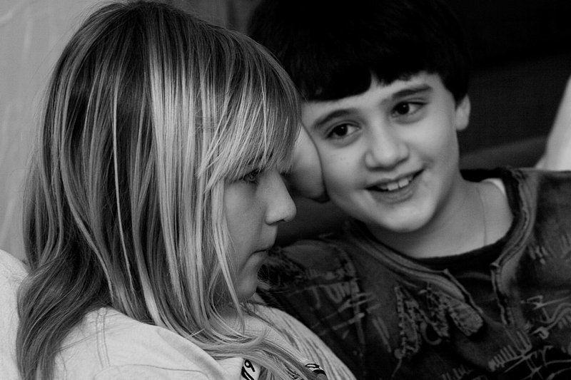 мальчик девочка 10 лет первое чувство ***photo preview