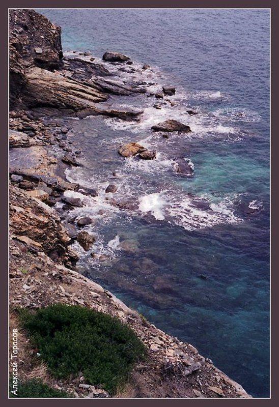 греция, икария, море, берег Берег * 2photo preview