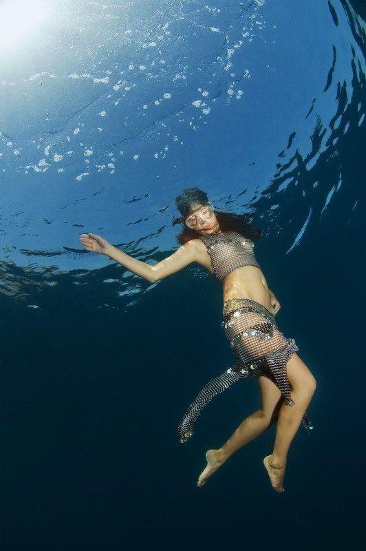 море,модель Танецphoto preview