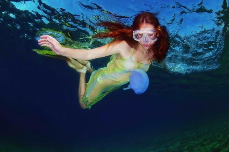 море,модель Русалкаphoto preview