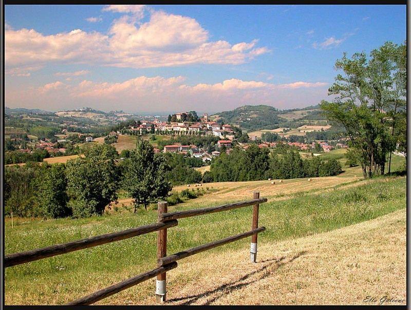 Paesaggio italianophoto preview