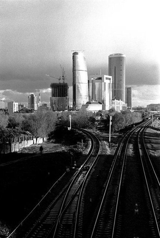 Москва-ситиphoto preview