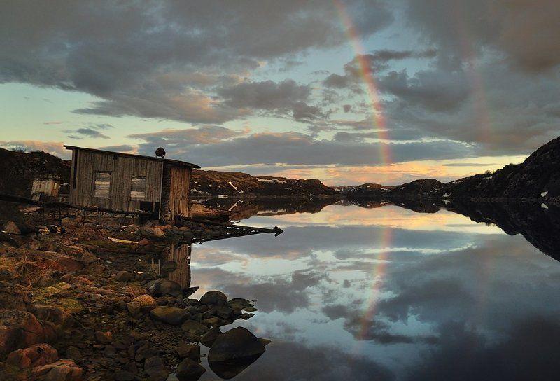 Полуночная радугаphoto preview