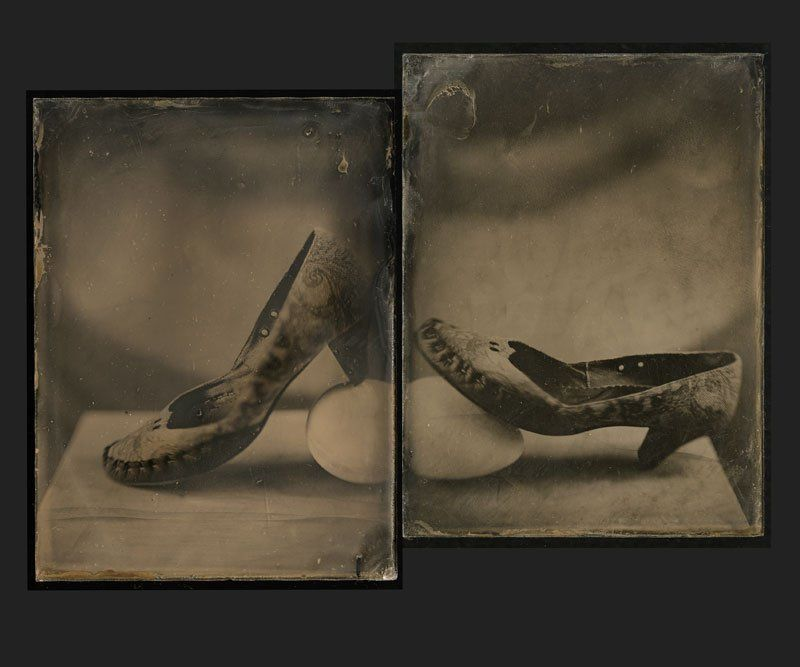 wet, plate, collodion, ambrotype Простая арифметика...photo preview