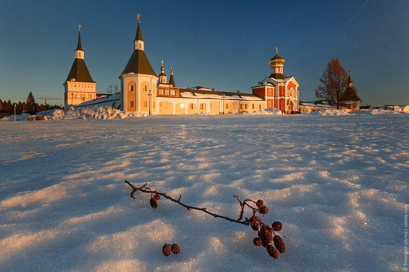 иверский монастырь, валдай Десять дней до весныphoto preview