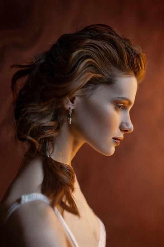 portrait art fashion model sony alpha studio photographer 35mm sigma colourful colours Викаphoto preview