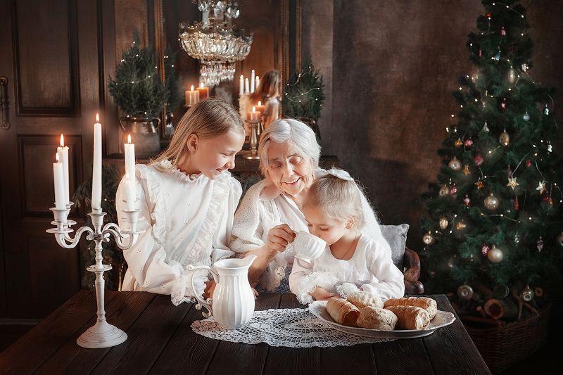 В гостях у бабушкиphoto preview