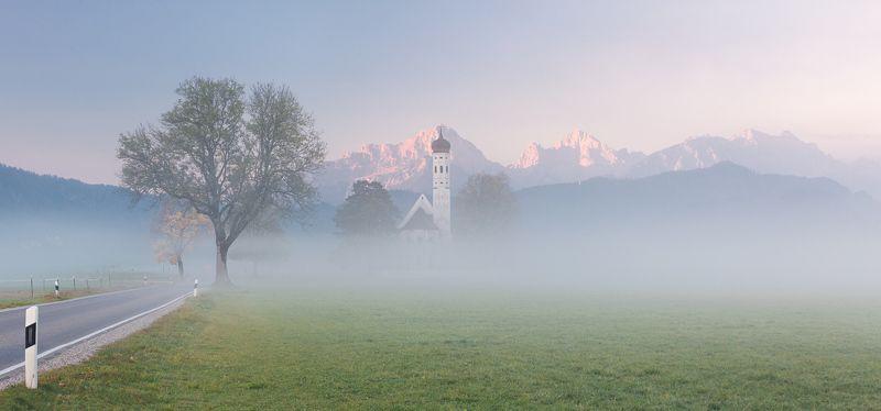 sv-phototravel.com, st. coloman Церковь святого Коломана. Бавария.photo preview