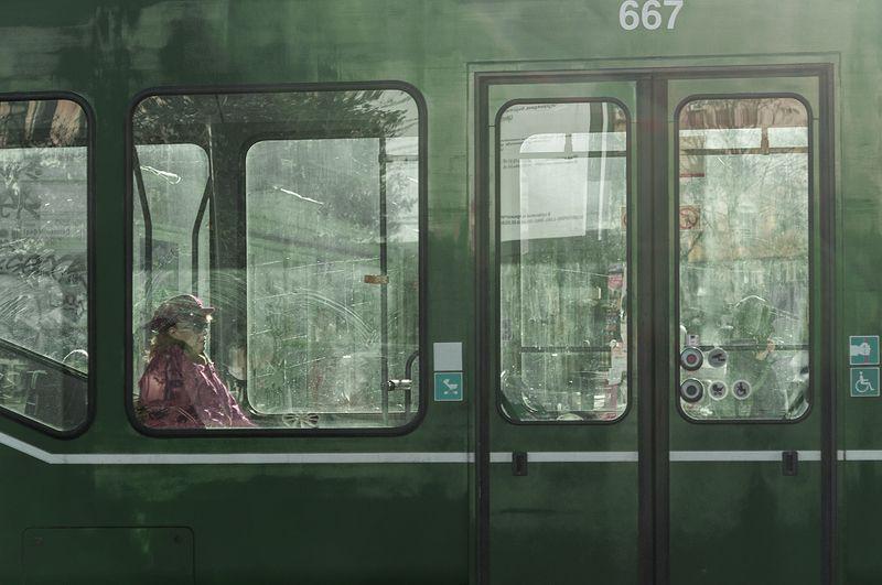 Трамвай Зеленphoto preview