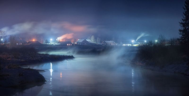 Туман испаренияphoto preview