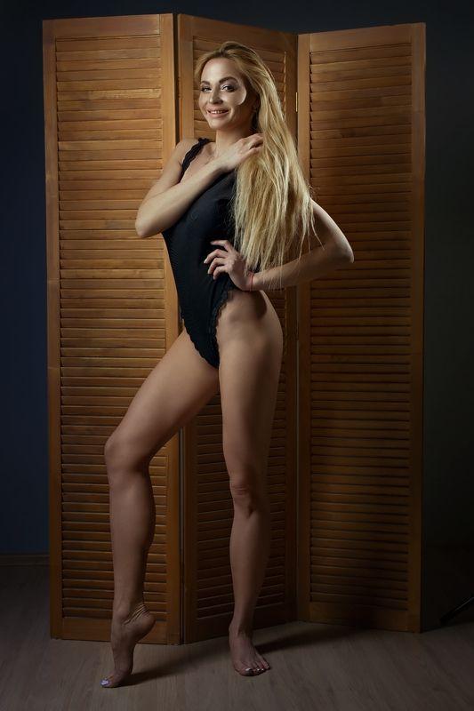 Спортсменка, комсомолка...photo preview