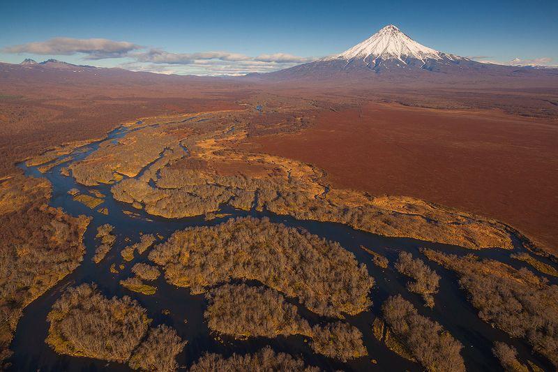 камчатка, вулкан, осень, заповедник, природа, путешествие, фототур, Заповедная земляphoto preview