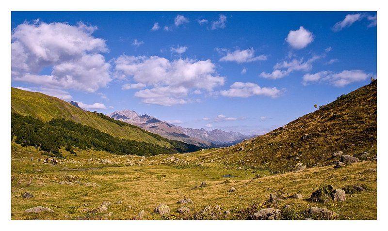 В горах Абхазииphoto preview