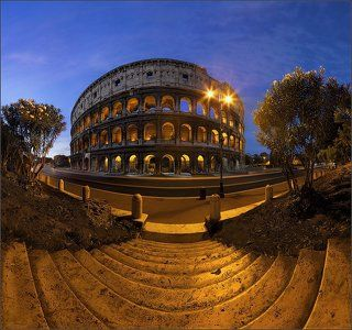 Roma : Colosseo