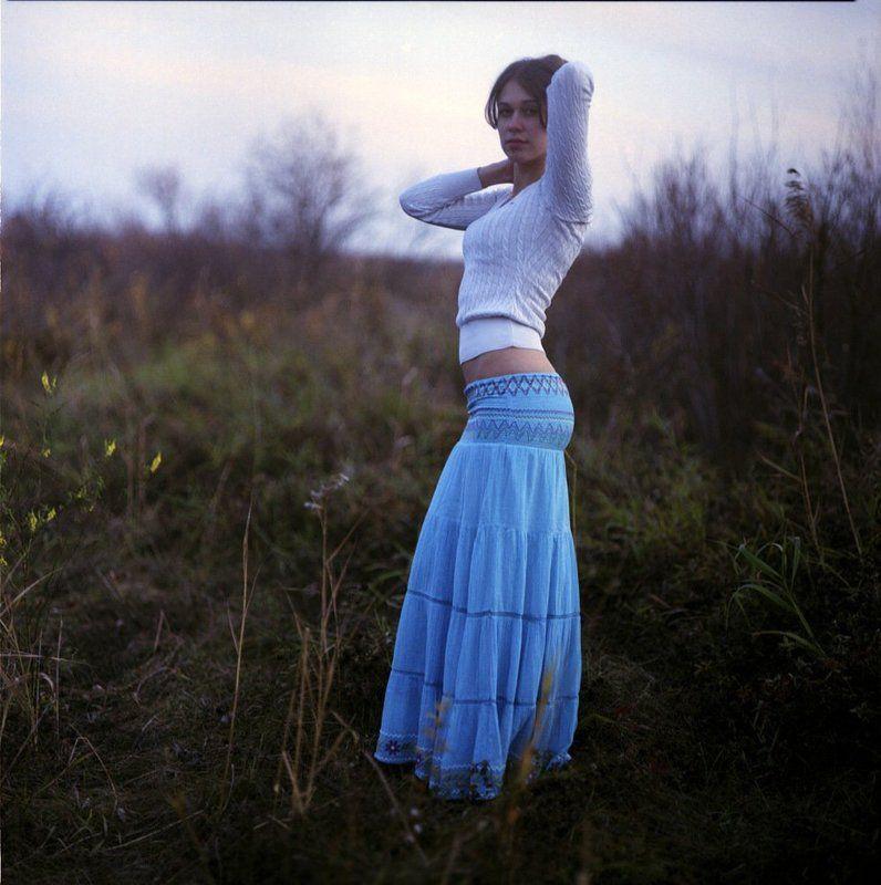 октябрь, девушка, 6х6, киев, вега осенний портретphoto preview