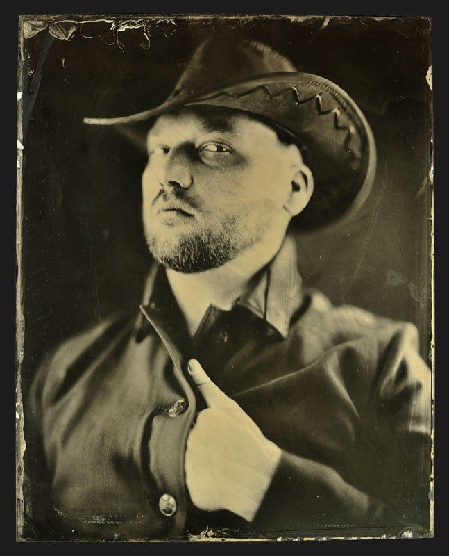 wet, plate, collodion, ambrotype Артельщикphoto preview