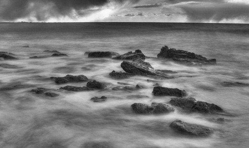море, севастополь, зима ***photo preview