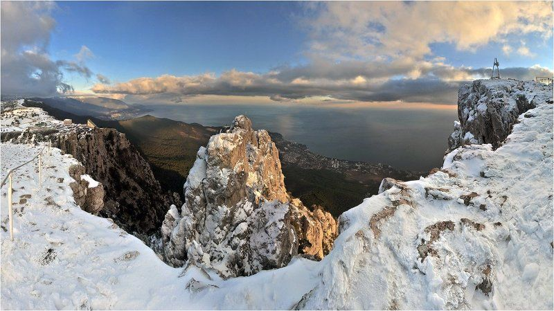 Зимняя Ай-петриphoto preview