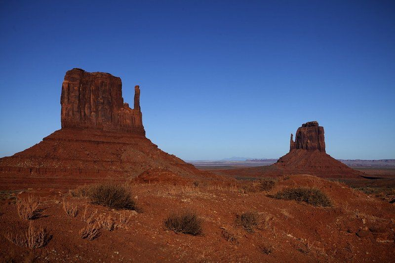долина монументов, сша, америка, аризона, навахо, останцы ***photo preview
