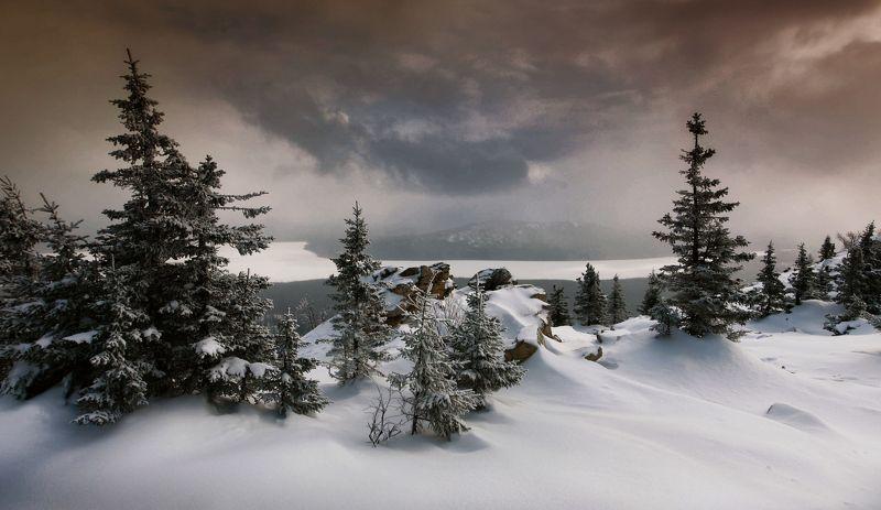 Непогода на хребте Зюраткульphoto preview