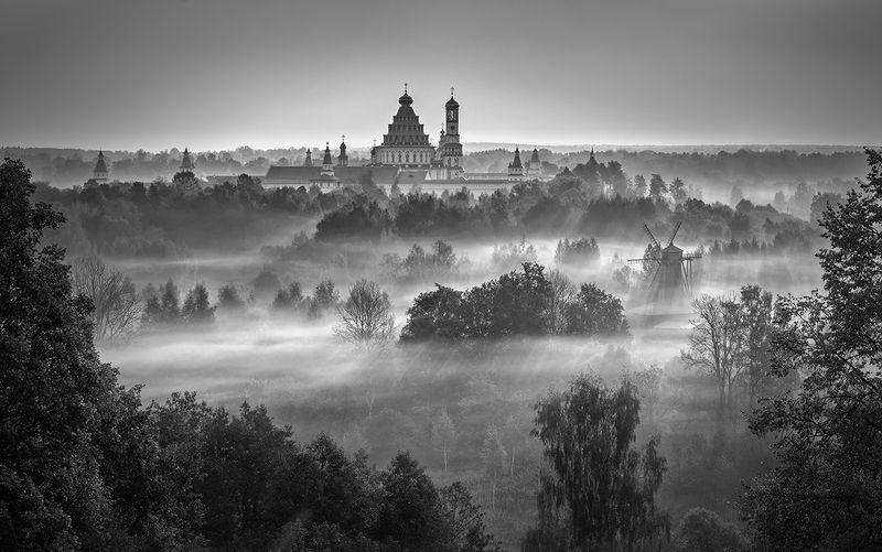 ново–иерусалимский ставропигиальный мужской монастырь, истра, московская область, Ново–Иерусалимский монастырьphoto preview