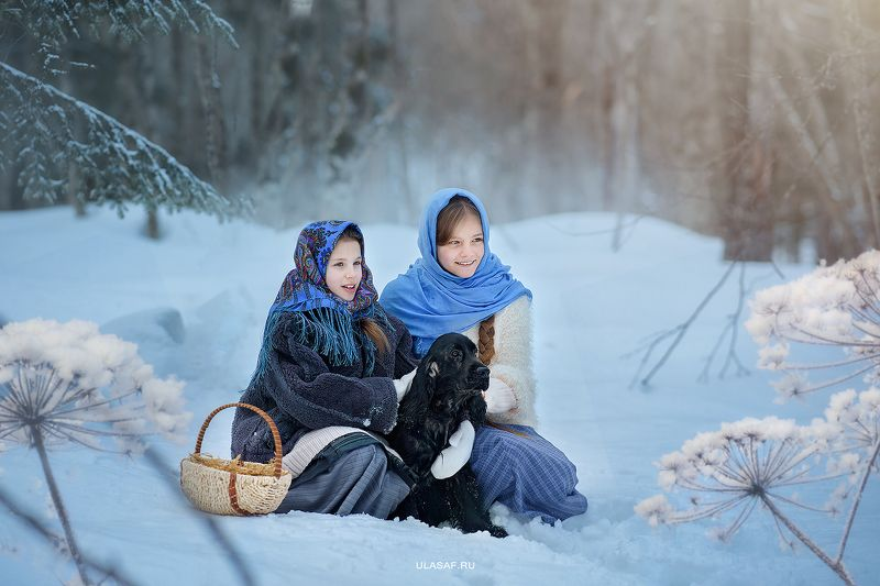 портрет, зима, winter, дети, прогулка, фотосессия на природе, девочка, детские фото, girl, животное, собака, dog, смех, эмоции, малыш, ребенок, друзья, happy, фотопрогулка, любовь, love, happiness, сказка, волшебство ***photo preview