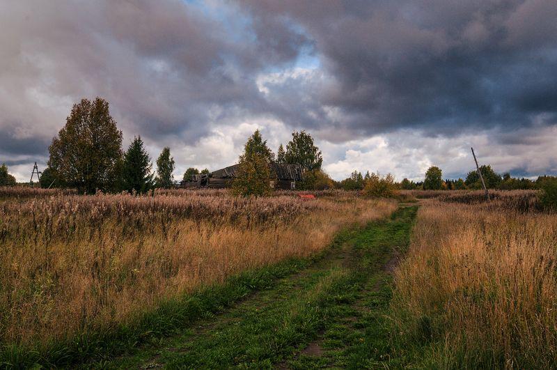 великий двор,вологодчина,кема,север, Просвет.photo preview