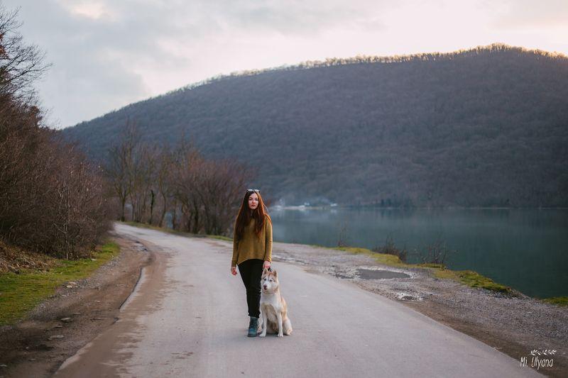 Прогулка у озераphoto preview