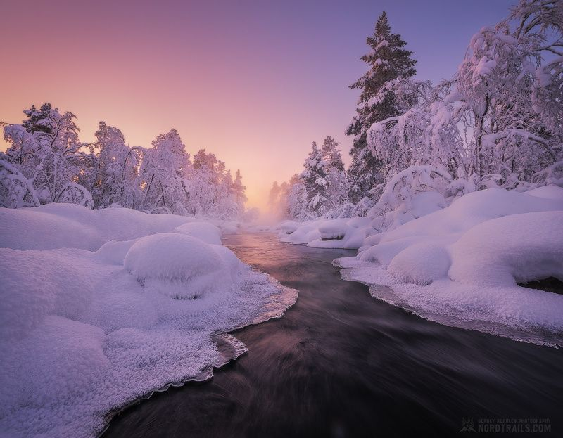 кольский, кольский полуостров, зима, winter, snow, north 35photo preview