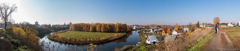 Вид на Покровский монастырь. Суздальphoto preview