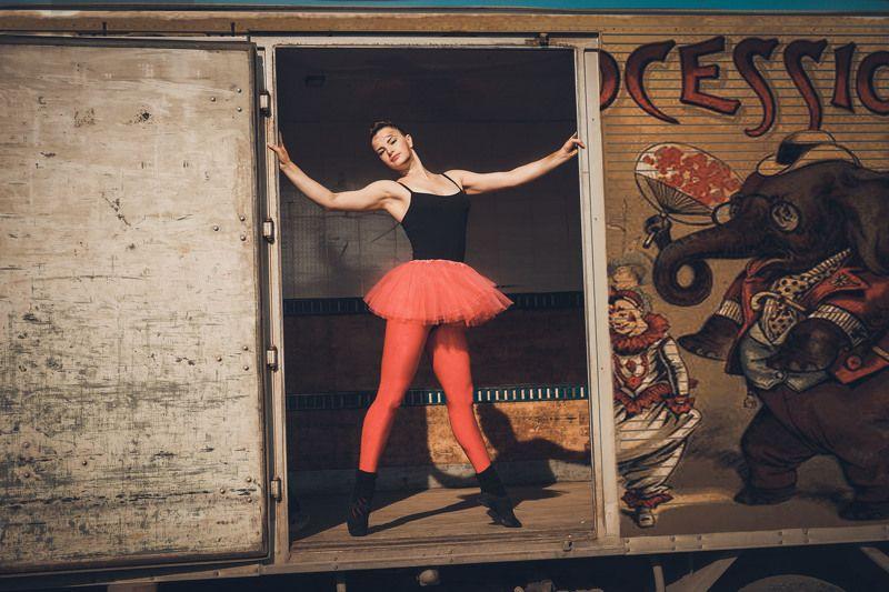 цирк, портрет, ЦИРКphoto preview