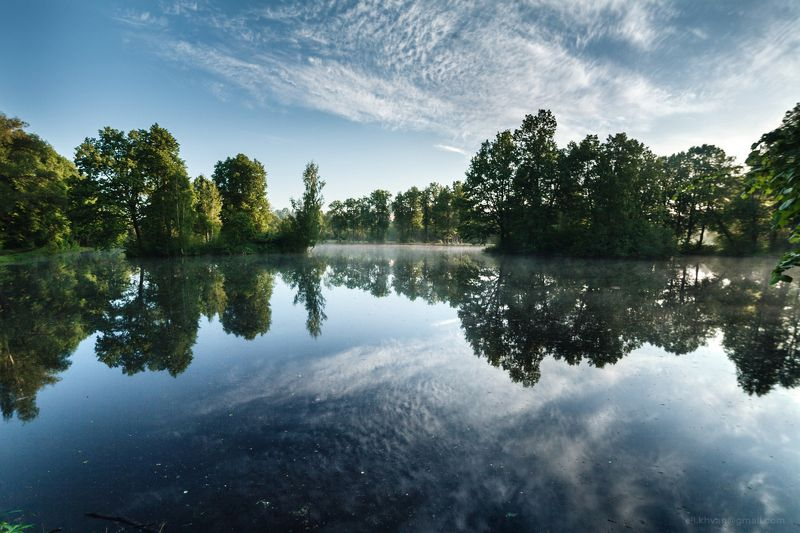 Барский пруд в Середниковоphoto preview