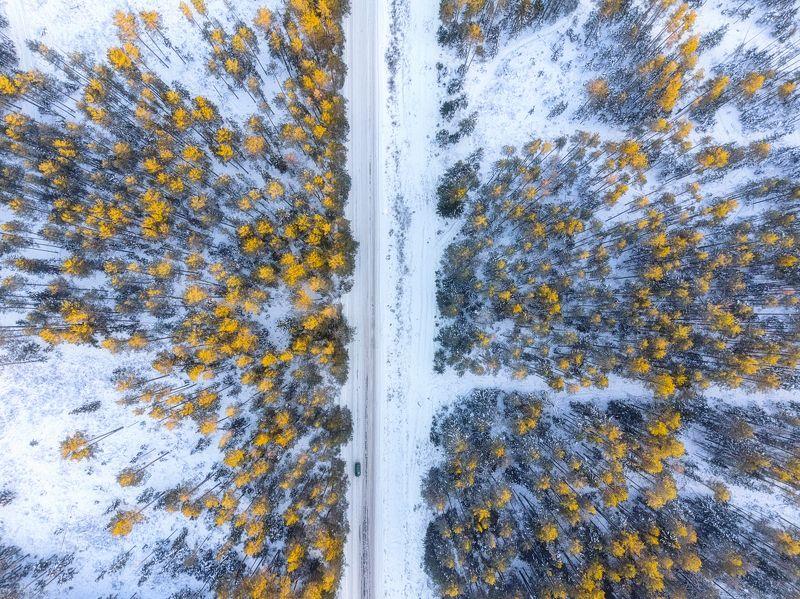 По зимней дорогеphoto preview