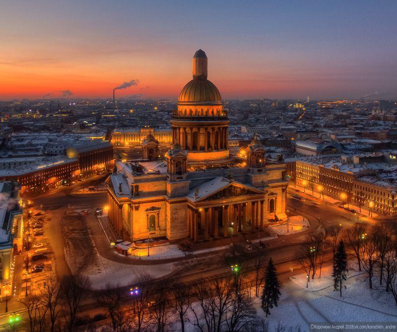 Зимние картинки из Петербурга...photo preview