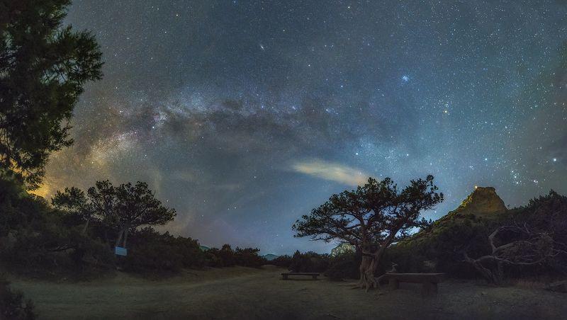 ночь в Новом Светеphoto preview