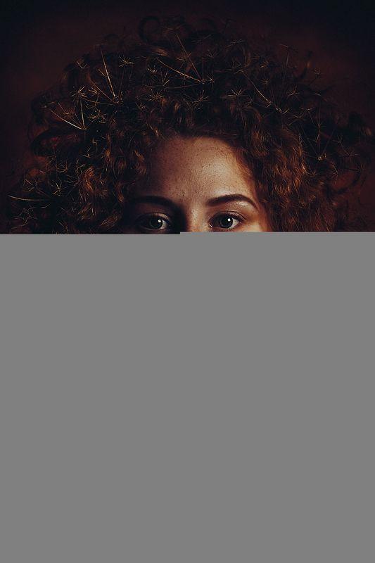 woman, beauty, fashion, art, studio, light Redhead passionphoto preview
