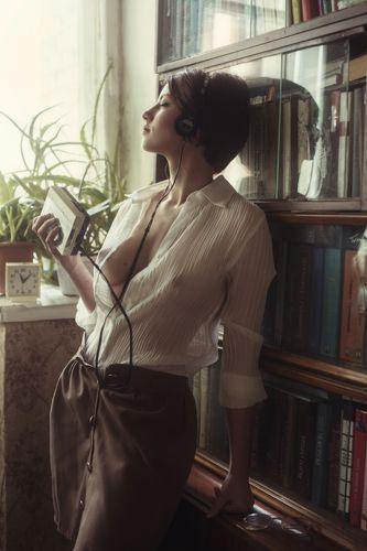 Sophie adn music //